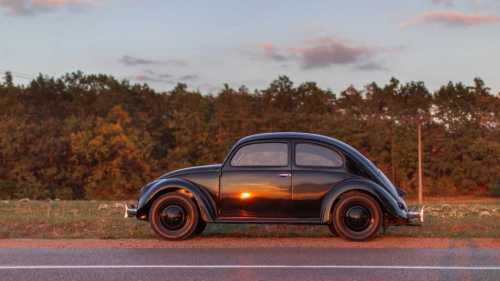 small resolution of  oldest restored vw beetle