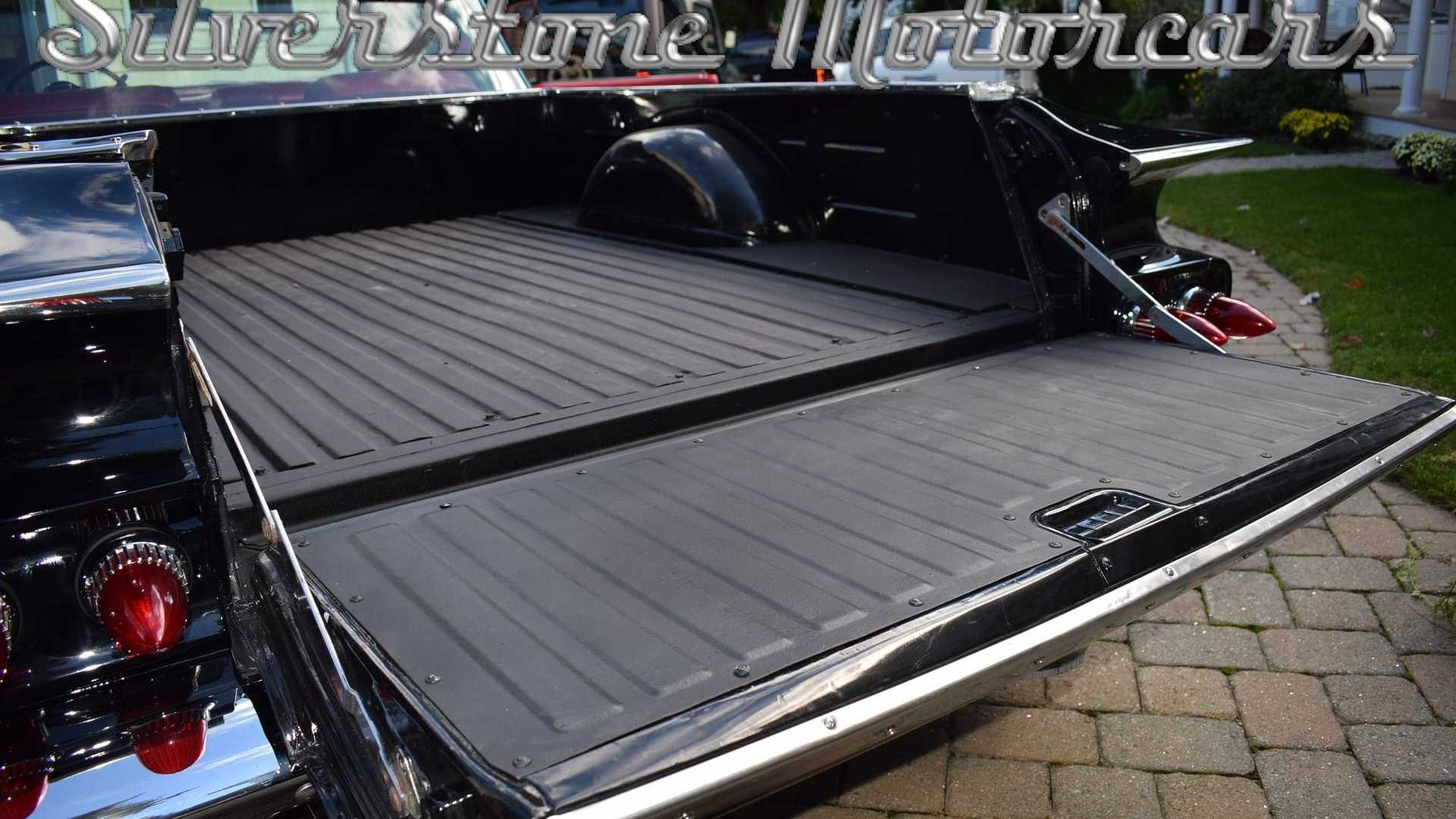 hight resolution of  lustrous black 1960 chevrolet el camino pickup resto up for grabs