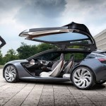 Salao De Frankfurt Opel Monza Concept Inaugura Um Novo Estilo De Design