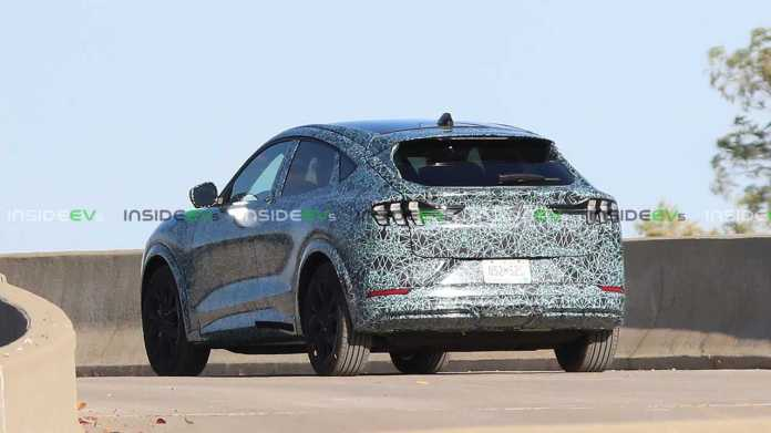 Ford Mustang-inspired electric SUV