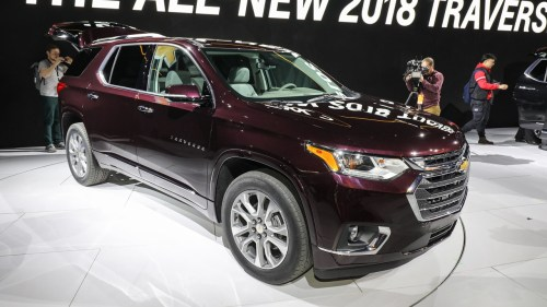 small resolution of 2018 chevy traverse detroit 2017