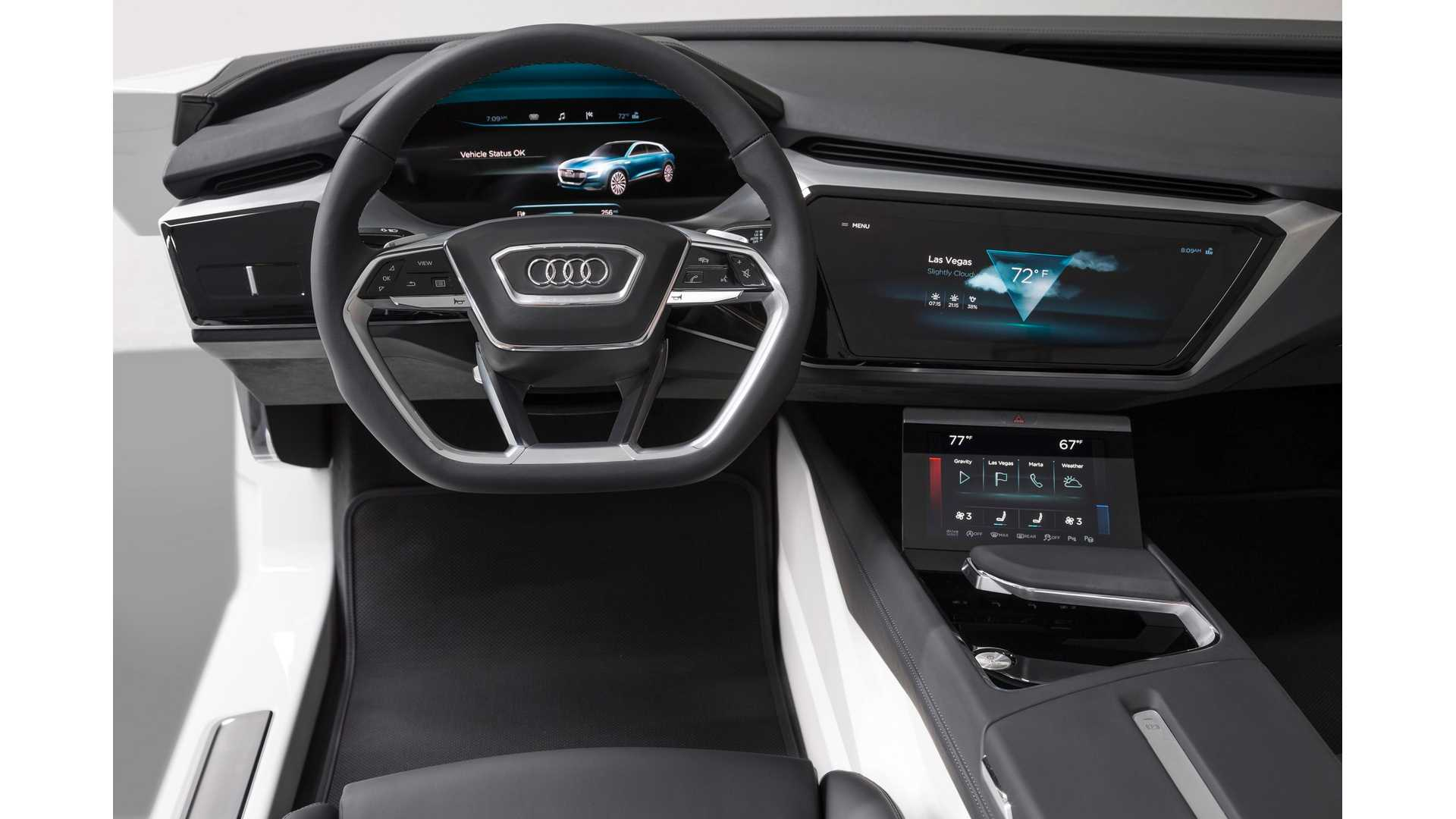 hight resolution of audi q6