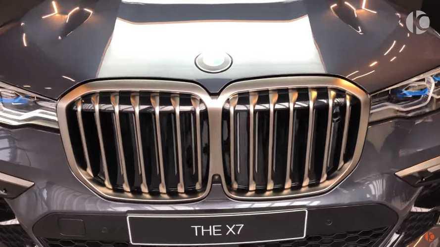 2019 Bmw X7 Walkaround   Motor1.com Photos