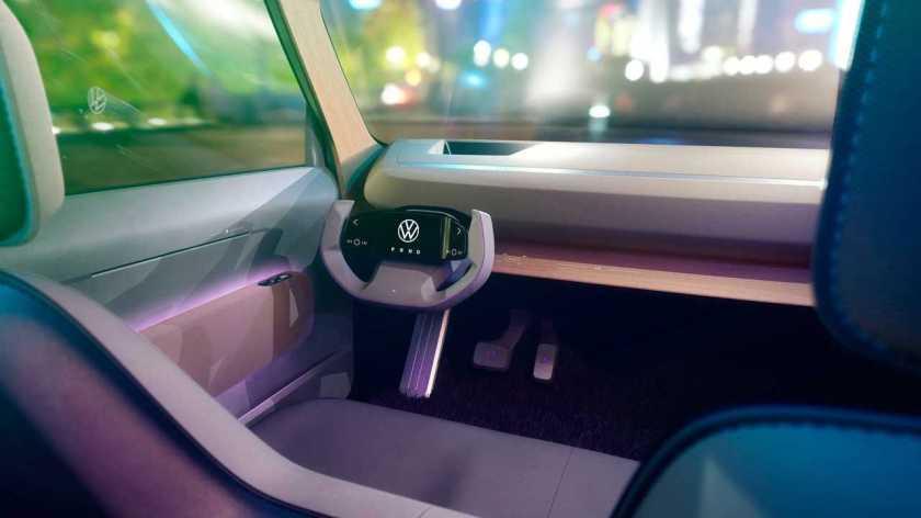 Volkswagen ID.  LIFE Concept interior