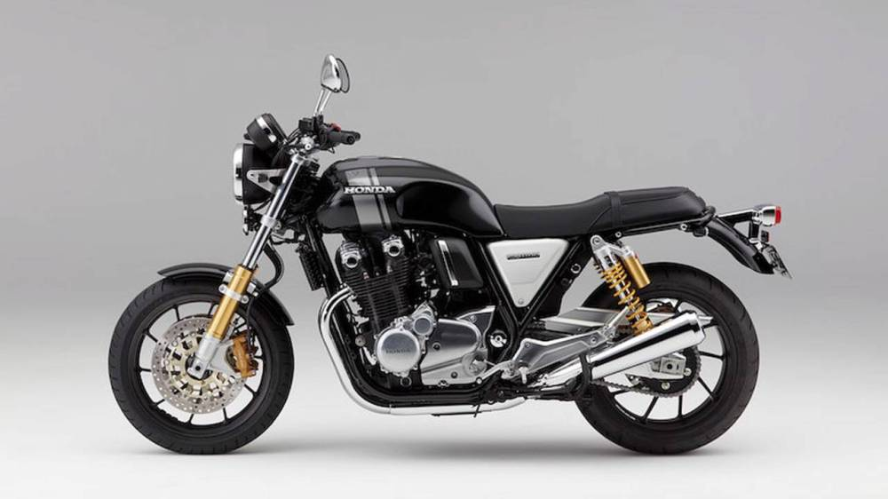 medium resolution of  strong 2017 honda cb1100