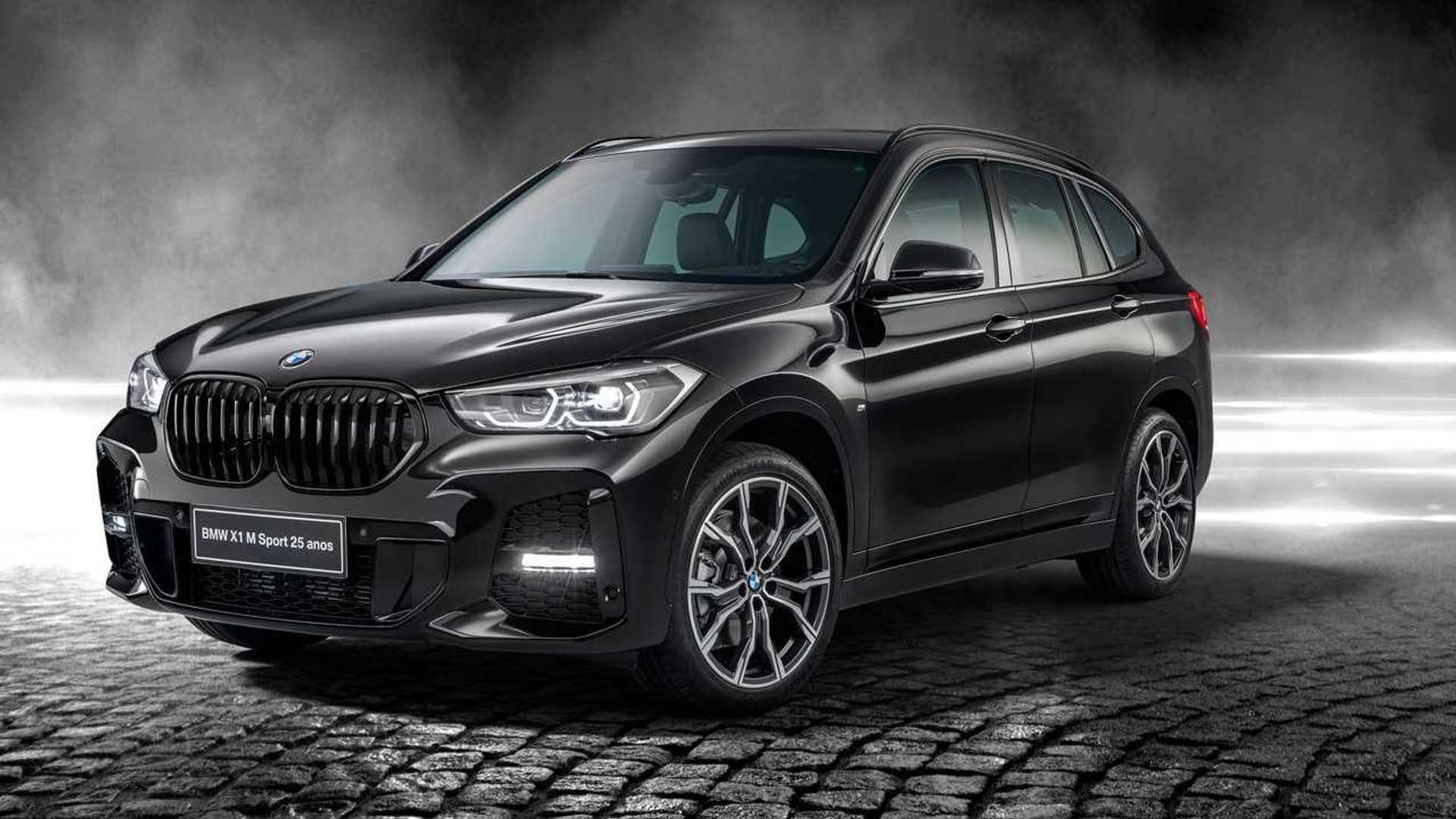 BMW X1 M Sport é série especial em homenagem aos 25 anos da BMW no Brasil