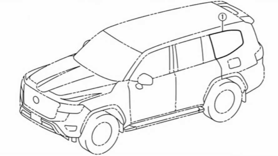 2022 Toyota Land Cruiser Engine Options Leaked, But There