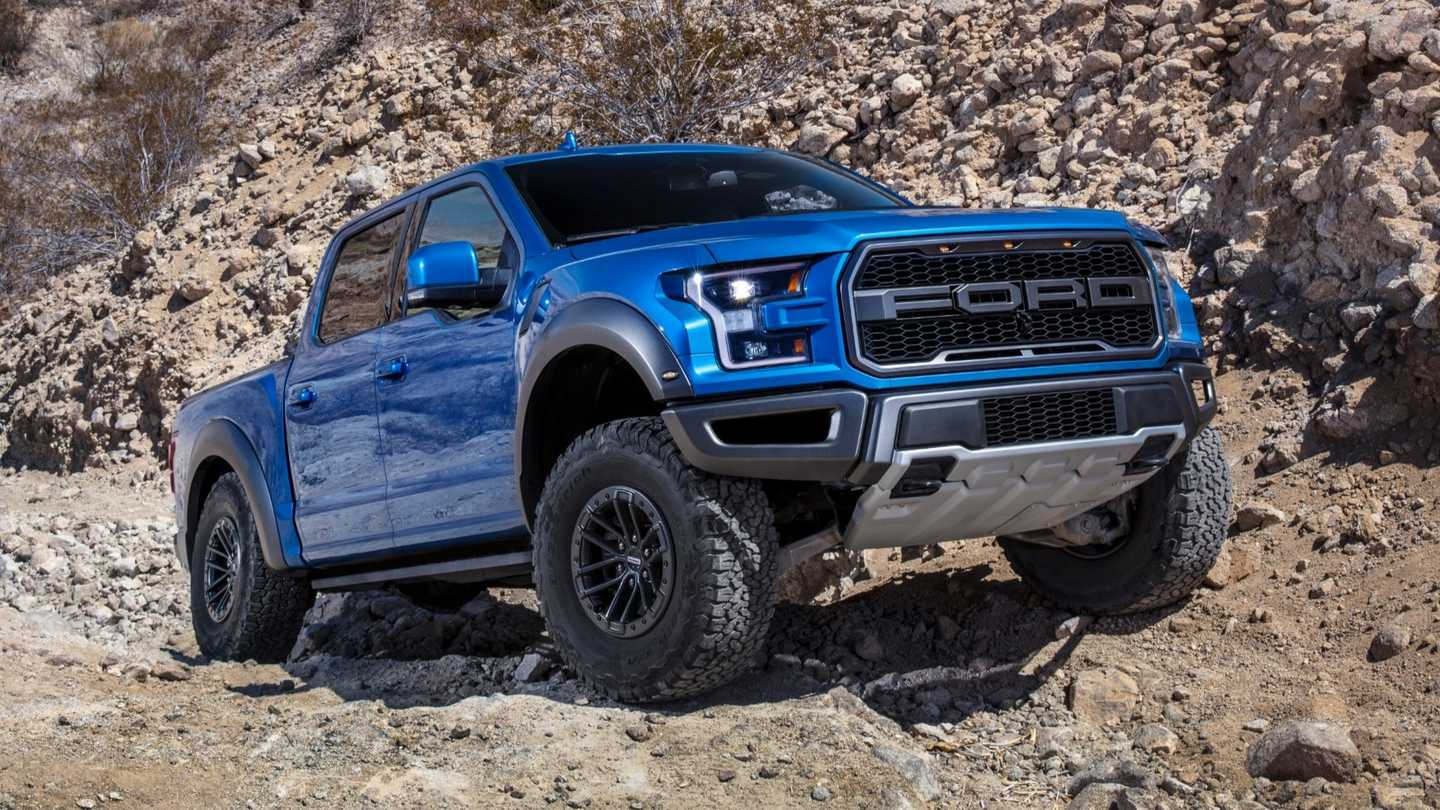2019 Ford Raptor: First Drive