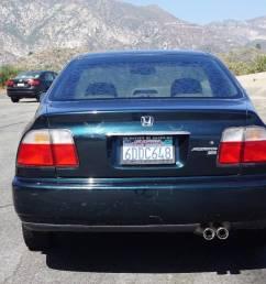 1996 honda accord flex plate [ 1920 x 1080 Pixel ]