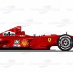 Ferrari F1 2000 1429494