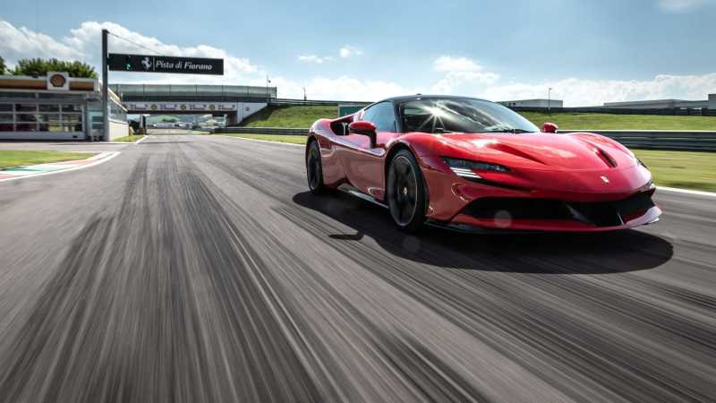 The Incredible Acceleration Of The Ferrari Sf90 Stradale From 0 To 200 Km H World Today News