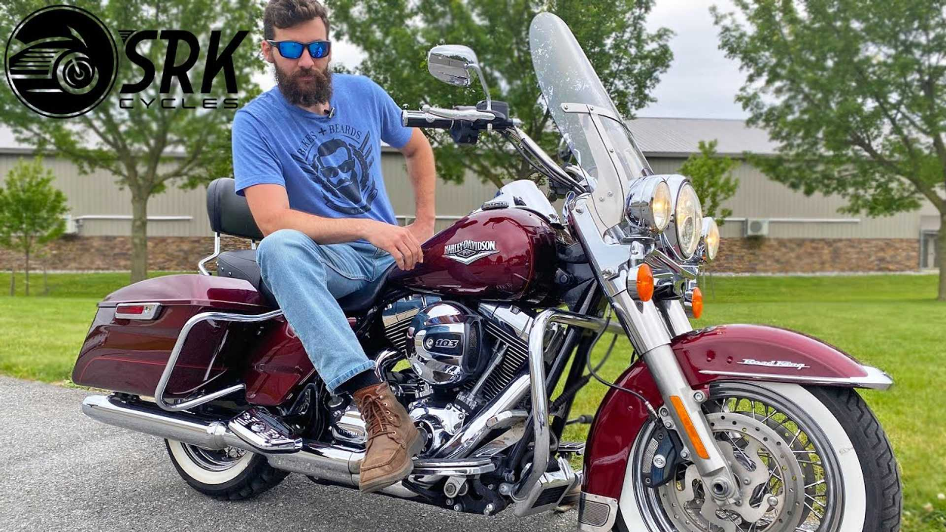 is the road king the best harley davidson motorcycle