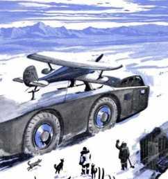 1939 snow cruiser  [ 1920 x 1080 Pixel ]
