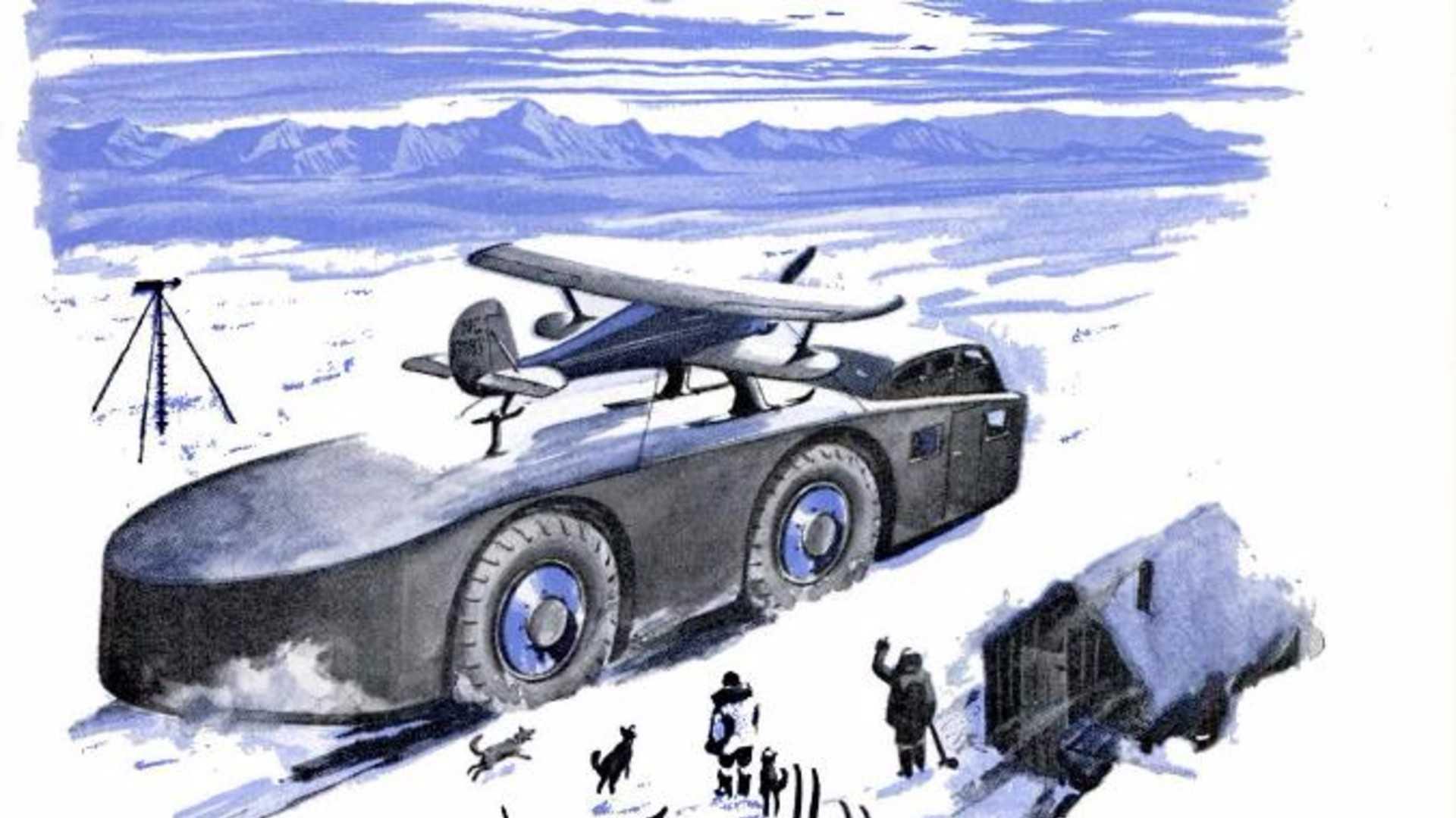 hight resolution of  1939 snow cruiser