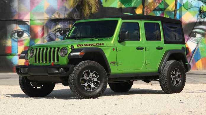 2018 Jeep Wrangler Rubicon: Review