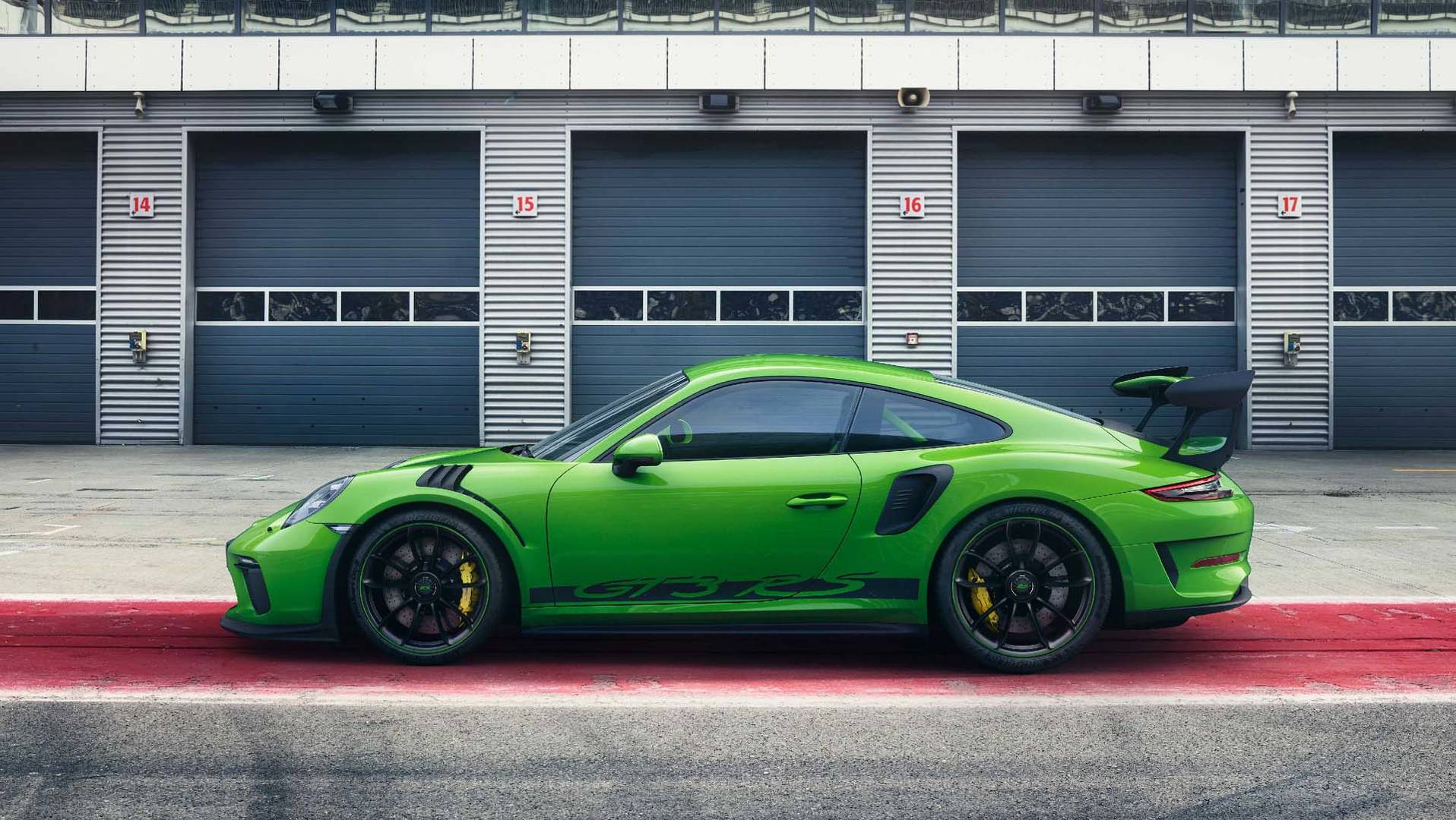 The Most Expensive Porsche 911 Gt3 Rs Costs 253240