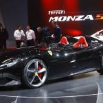 Watch The Ferrari Monza Sp1 Grace London With Its Presence