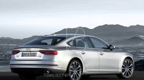 small resolution of 2017 audi a5 sportback render