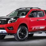Nissan Frontier Attack Concept Shows Extra Off Road Prowess