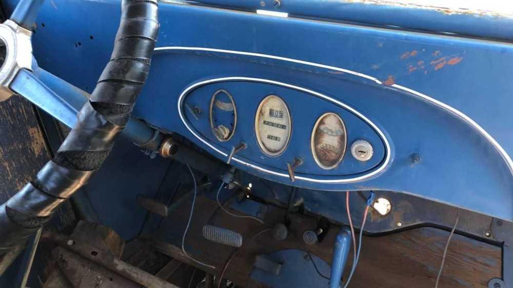medium resolution of  craigslist find 1931 chevy 1 5 ton truck with original parts