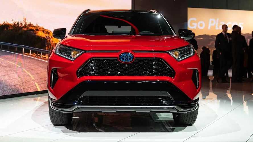 2021 Toyota Rav4 Prime Live Images Motor1 Com Photos