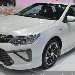 All New Camry 2019 Thailand Pilihan Warna Kijang Innova 2015 Toyota Extremo Isn T Really At Extreme