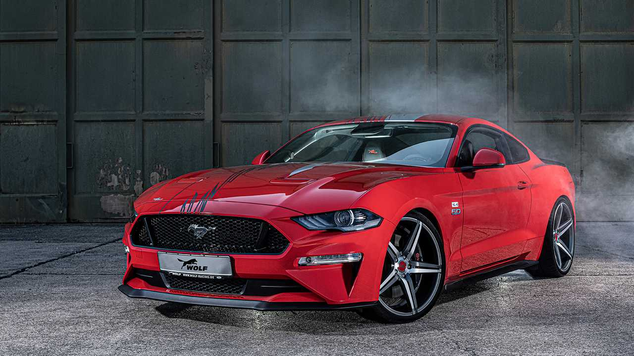 German Tuned Ford Mustang Gt One Of 7 Has 735 Hp Costs