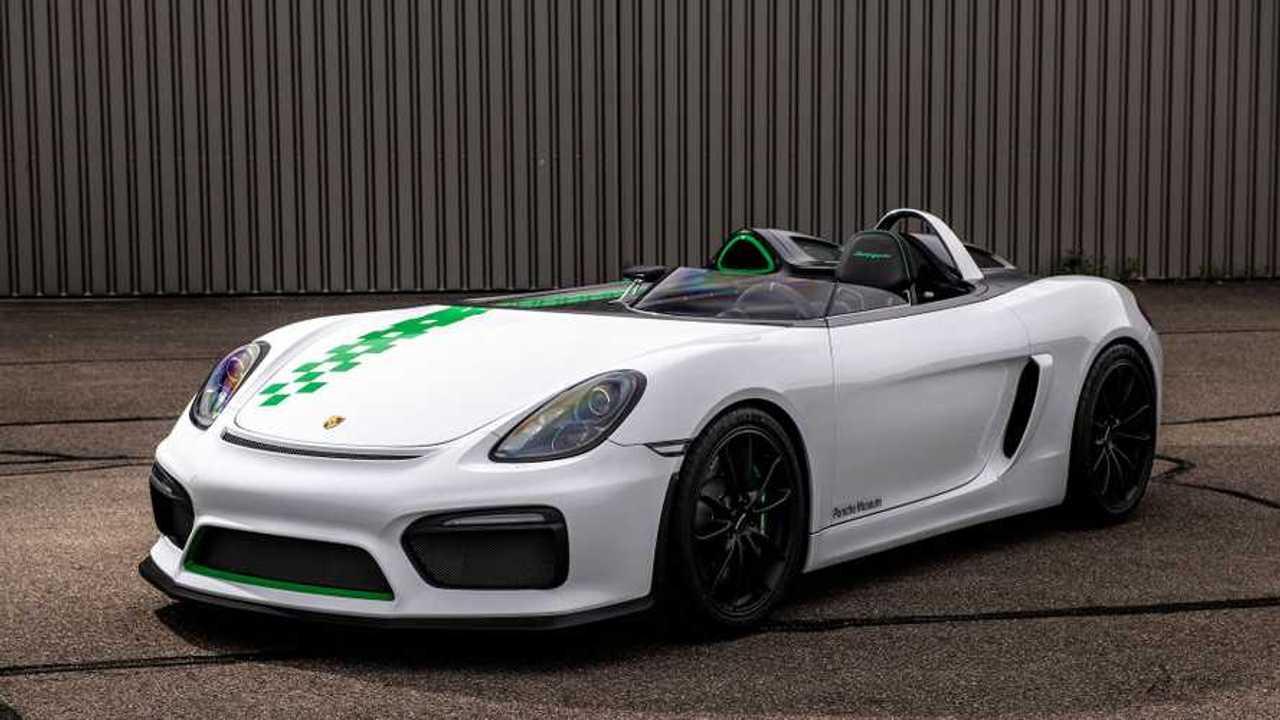 Porsche Bergspyder Is A Lightweight Sports Car That Never