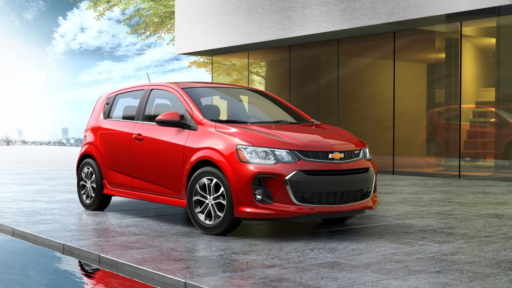 medium resolution of chevrolet sonic