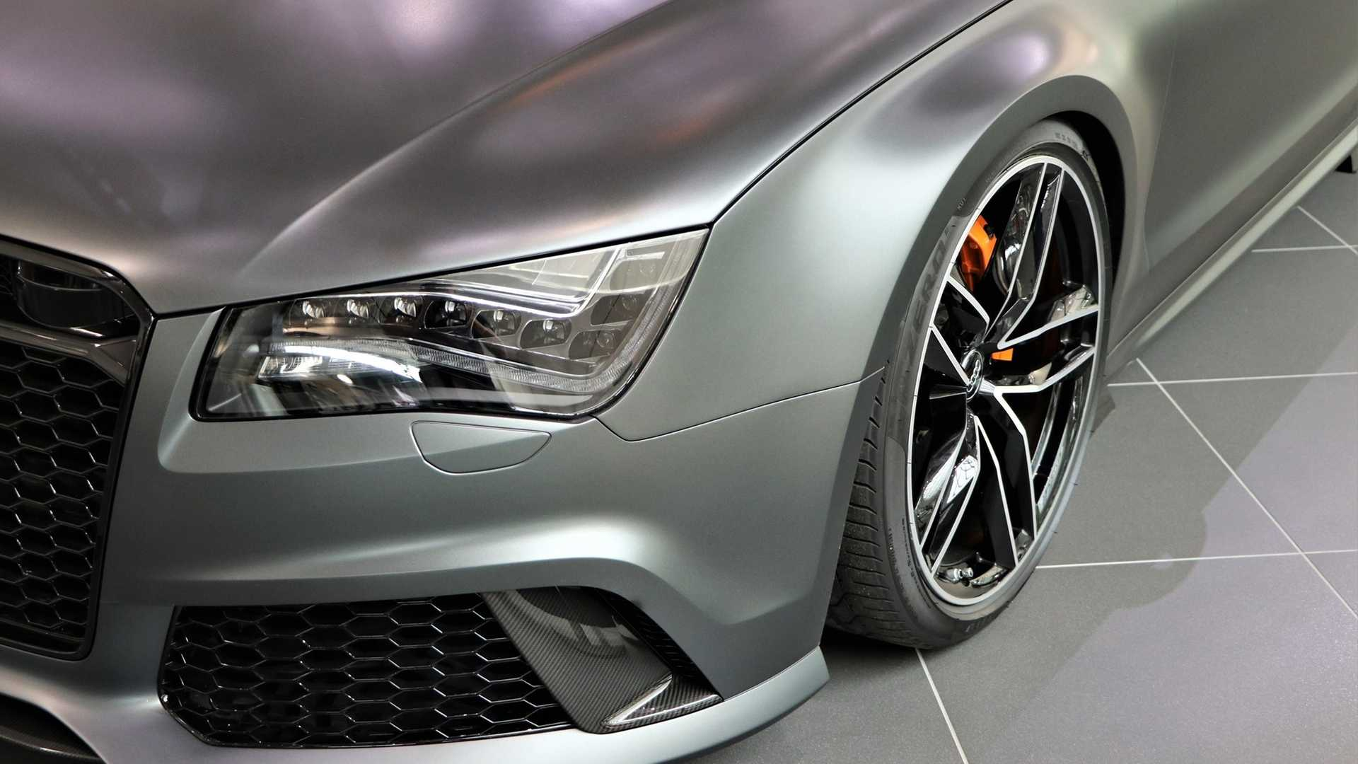 audi rs8 is real