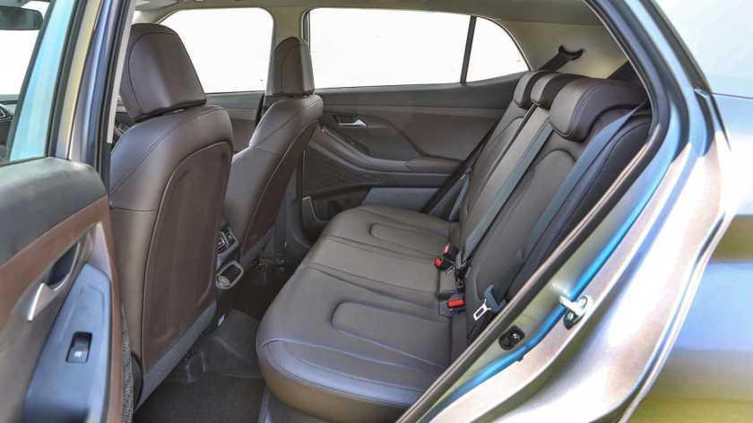 Hyundai Creta Platinum 1.0T 2022 Rear Seat