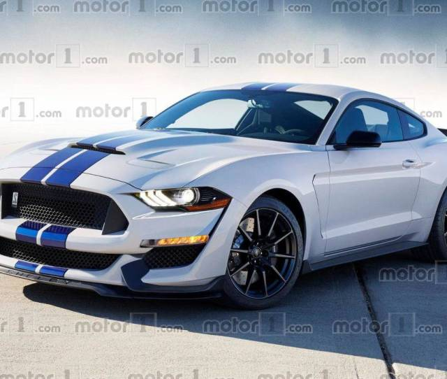 2019 Ford Mustang Shelby Gt500