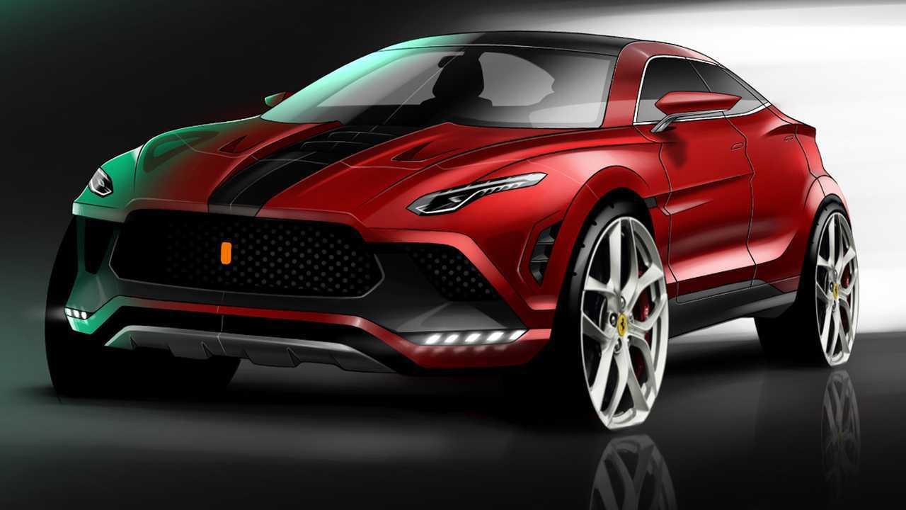 Mclaren And Ferrari Suvs Rendered With Supercar Cues