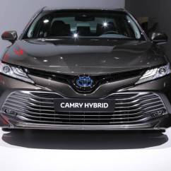 All New Camry Hybrid Kelemahan Grand Avanza Toyota Euro Spec In Paris Is An Overdue Avensis Replacement Gallery 2019 At The Motor Show