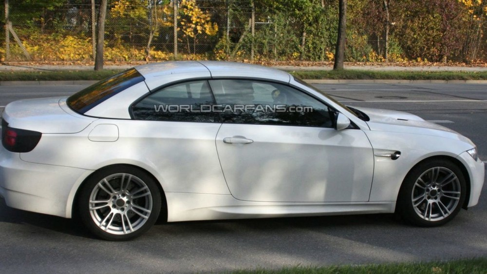 medium resolution of 2010 bmw m3 cabrio prototype
