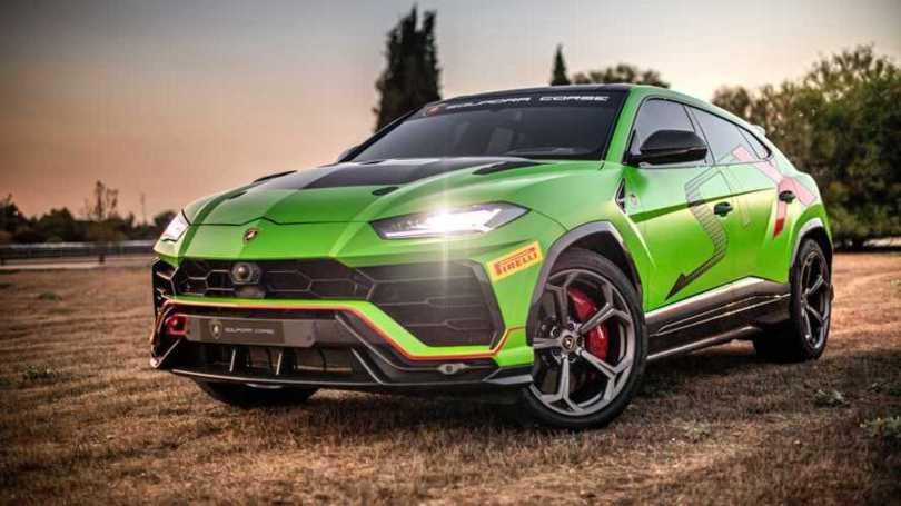 Lamborghini Manage ST-X