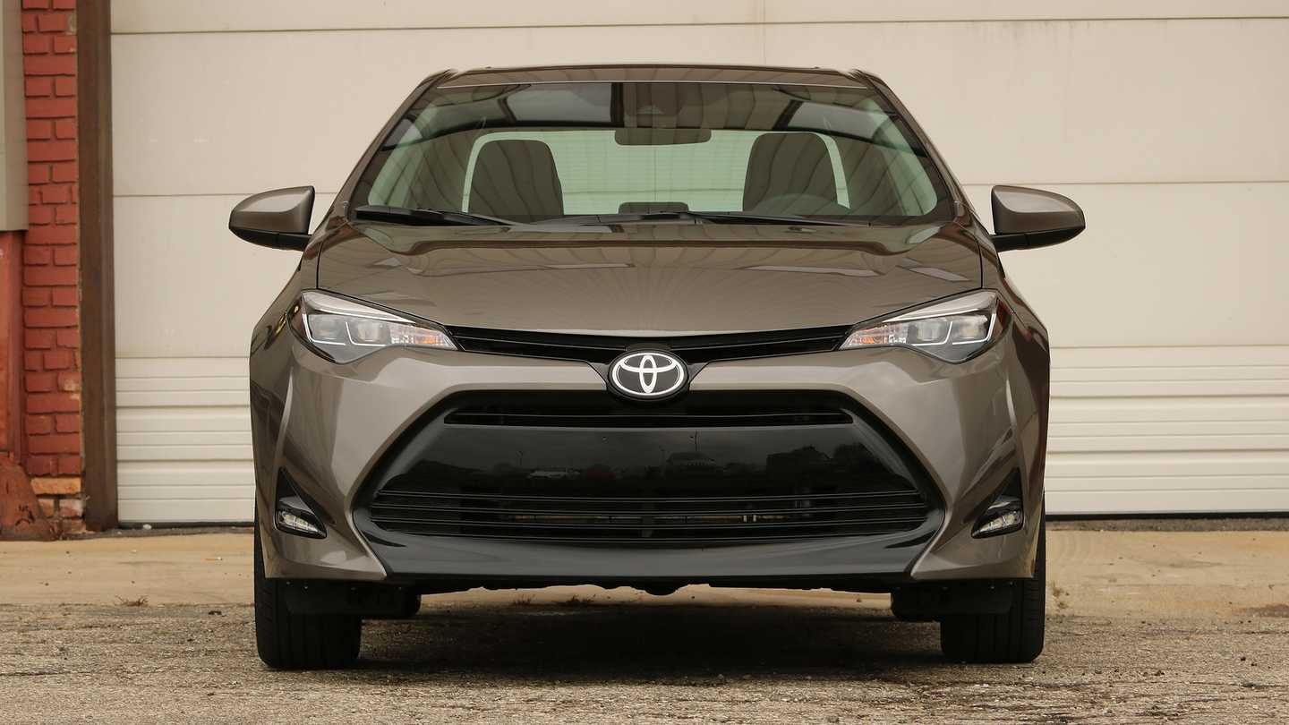 Toyota Corolla See The Changes