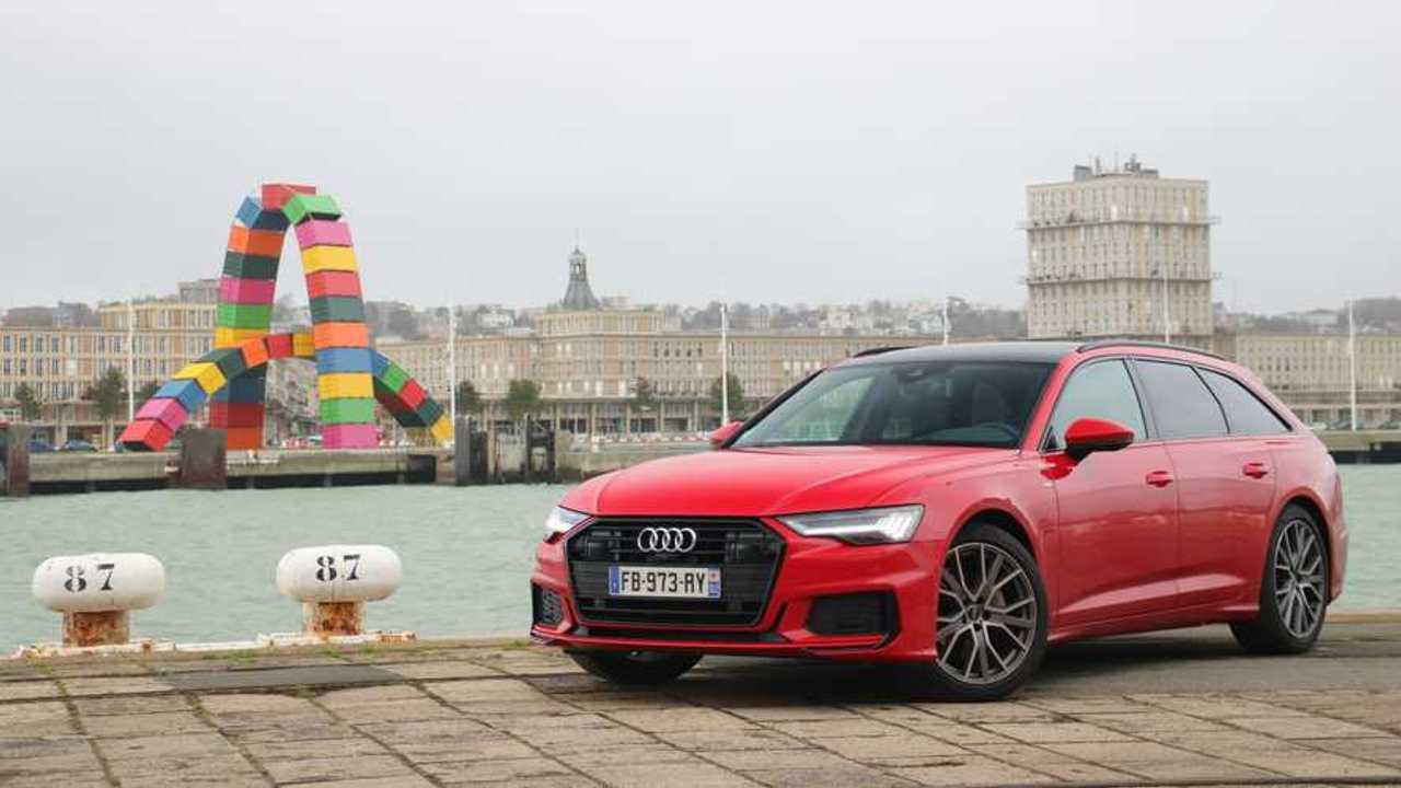 Essai Audi A6 Avant (2019) - Éternel leader