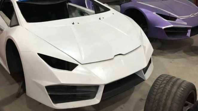 Image result for Ferraris and Lamborghinis fake brazil
