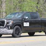 2019 Gmc Sierra Elevation Spied Trying To Hide Stylish Upgrades