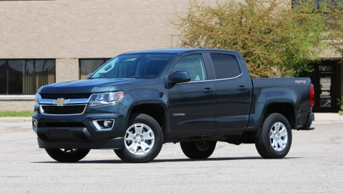 small resolution of chevy colorado pulling a trailer