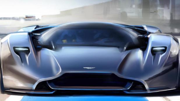 Resultado de imagen para Aston Martin V8 2022