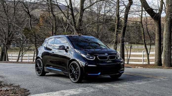 BMW i3s fall