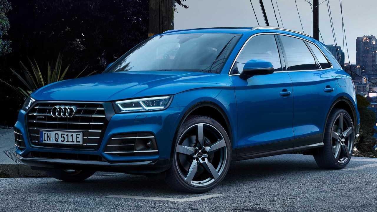 Audi Q5 55 Tfsi E Quattro 2019 Enchufado A La Ecolog 237 A