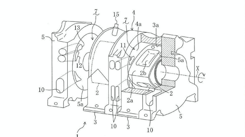 medium resolution of patent diagrams reveal direct injection mazda renesis rotary engine 13b rotary engine diagram rotary engine diagram