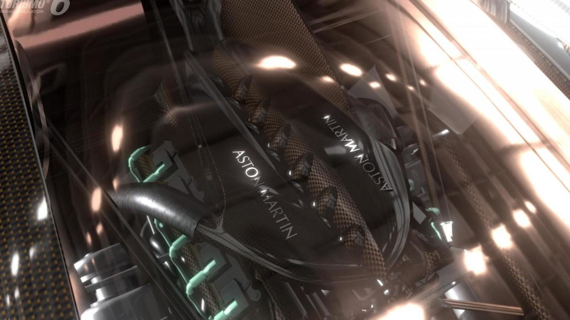 Aston Martin Dp 100 Vision Gran Turismo Teased