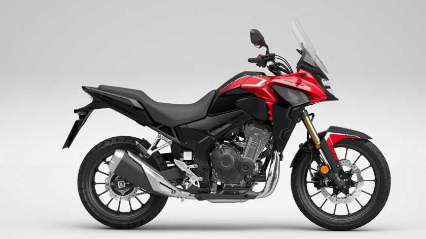 Honda CB 500X 2022