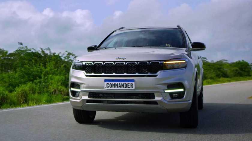 Jeep Commander Overland 2022
