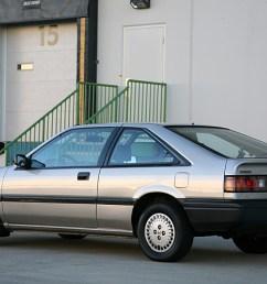 commuter classic this 87 honda accord still looks brand new [ 1280 x 720 Pixel ]