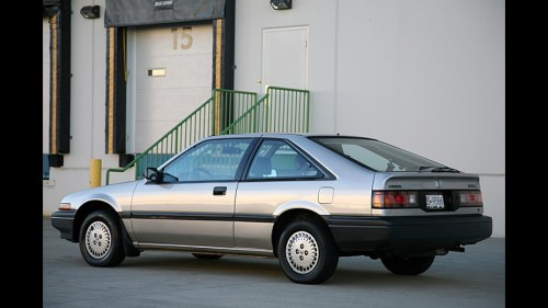 small resolution of commuter classic this 87 honda accord still looks brand new